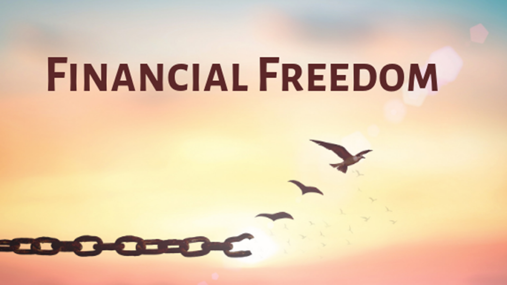 Financial Security To Financial Freedom